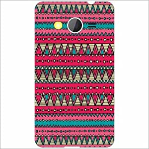 Design Worlds Back Cover Samsung galaxy Core 2 - Phone Cover Multicolor