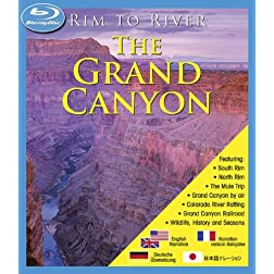 Rim to River: The Grand Canyon [Blu-ray]