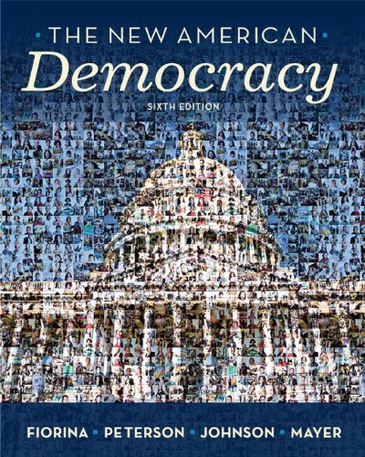 The MyPoliSciLab -- Standalone Access Card -- for New American Democracy (6th Edition)