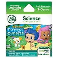 LeapFrog Learning Game: Bubble Guppie…