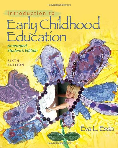 Introduction to Early Childhood Education (What's New in...