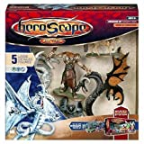 Heroscape Expansion Set Raknar's Vision Heroes of Lindesfarme Board Gameby Hasbro