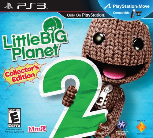 Little Big Planet 2 Collector's Edition