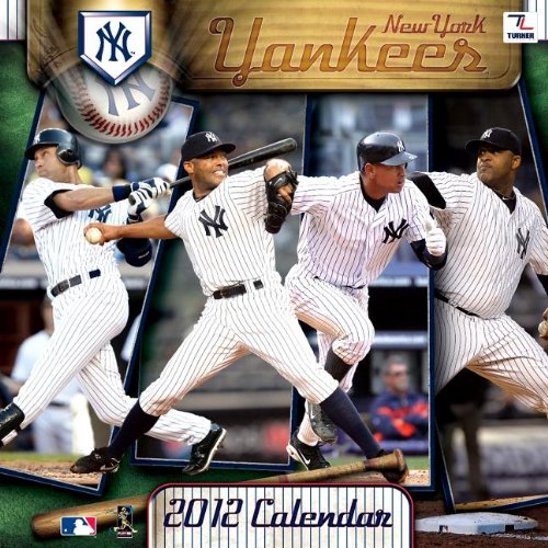 New York Yankees Team Calendar