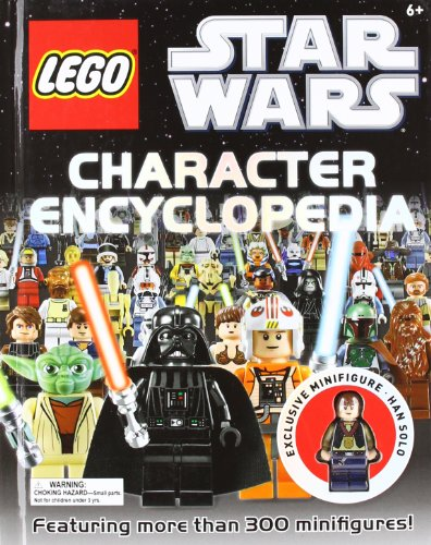 LEGO Star Wars Character Encyclopedia Amazon.com