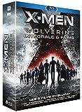 X-Men et Wolverine : Int�grale 6 films [�dition Limit�e]