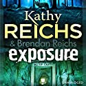 Exposure: Virals, Book 4 (       UNABRIDGED) by Kathy Reichs Narrated by Christin Milioti, Brandon Reichs