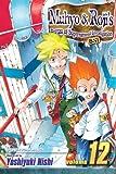 Muhyo & Roji's Bureau of Supernatural Investigation, Vol. 12