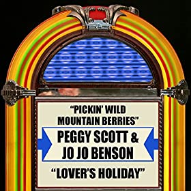 Peggy Scott Jo Jo Benson Lovers Holiday