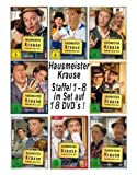 Hausmeister Krause - Ordnung muss sein (Staffel 1 - 8) (18 DVDs)