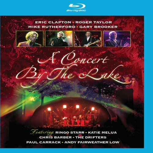 Blu-ray : Chris Barber - A Concert By The Lake