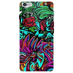 Zeerow 567W Mobile Back Cover for I Phone 6s