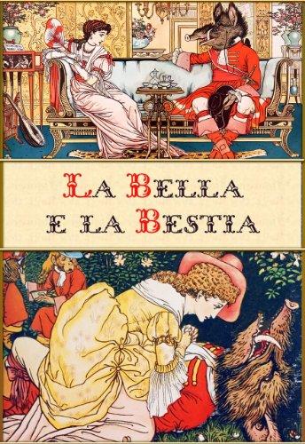 La Bella e la Bestia edizione illustrata PDF