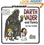 Darth Vader and Family 2017 Wall Cale...