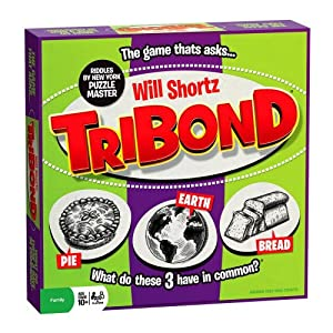 TriBond - Will Shortz Board Game