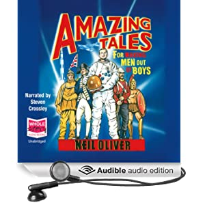 Amazing Tales for Making Men Out of Boys (Unabridged)