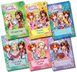 Rosie Banks Secret Kingdom Series 2 Collection - 6 Books RRP £29.94 (Bubble Volcano; Sugarsweet Bakery; Dream Dale; Lily-Pad Lake; Fairytale Forest; Midnight Maze)