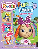 Everything's Rosie Funny Faces (Funny Faces Sticker Book)