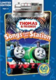 Limited Edition Thomas and Friends Songs from the Station with Wooden Train Bonus Pack