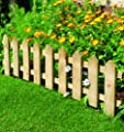 Wooden Picket Fencing OGD110