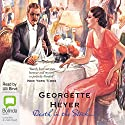 Death in the Stocks: Inspector Hannasyde Series, Book 1 Audiobook by Georgette Heyer Narrated by Ulli Birvé