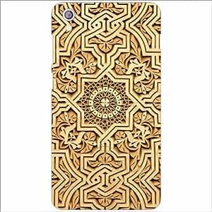Design Worlds - Lenovo S850 Designer Back Cover Case - Multicolor Phone Cover