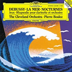 La Mer / Nocturnes