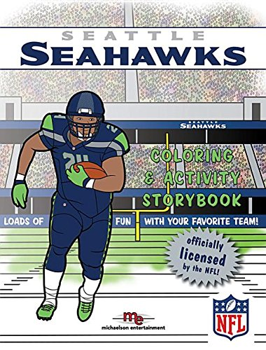 Seattle Seahawks Coloring & Activity Storybook - Brad M. Epstein