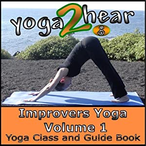 Improvers Yoga, Volume 1: Yoga Class and Guide Book | [Sue Fuller]