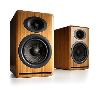 Audio Engine P4 Enceinte Passive Solid Bamboo