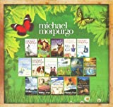The New Michael Morpurgo Box Set -16 Books (Little Foxes, Running Wild, Friend or Foe, Twist of Gold, The Gost of Grania O'Malley, My Friend Walter, Shadow, Little Manfred, Alone on a Wide wide Sea, Billy the Kid, Farm Boy, An Elephant in the Garden) Mic