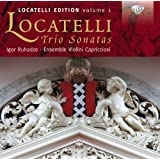 V 1: Trio Sonatas Locatelli E