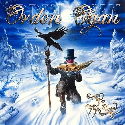Orden Ogan - To the End (CD)
