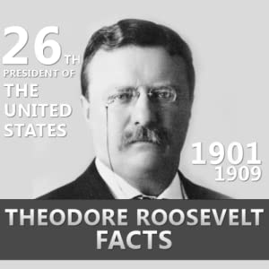 Amazon.com: Theodore Roosevelt Facts Flashcards: Appstore