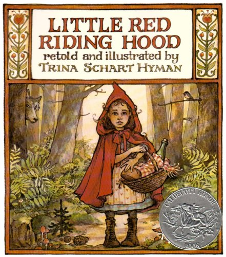 Reading and understanding - Little Red Riding Hood [DUPLICATE]
