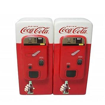 coca cola salz und pfefferstreuer getr nkeautomat de136. Black Bedroom Furniture Sets. Home Design Ideas