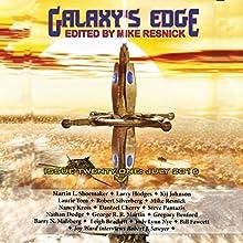 Galaxy's Edge Magazine: Issue 21, July 2016 | Livre audio Auteur(s) : George R.R. Martin, Robert Silverberg Narrateur(s) : Lauralee Fiebrink