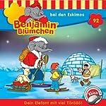 Benjamin bei den Eskimos (Benjamin Blümchen 92) | Ulli Herzog,Klaus-Peter Weigand