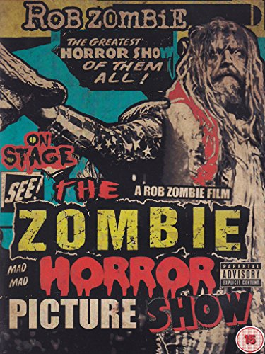 Zombie Horror Picture Show [DVD] [Import]