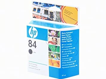 HP - Hewlett Packard DesignJet 130 NR (84 / C 5016 A) - original - Ink cartridge black - 69ml
