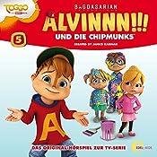 Meine verrückte Schwester (Alvin und die Chipmunks - Hörspiel 5) | Thomas Karallus