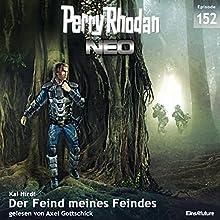 Der Feind meines Feindes (Perry Rhodan NEO 152) Hörbuch von Kai Hirdt Gesprochen von: Axel Gottschick