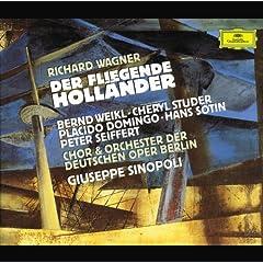 """Richard Wagner: Der fliegende Holl�nder / Act 2 - """"Mein Kind, du siehst mich auf der Schwelle"""""""