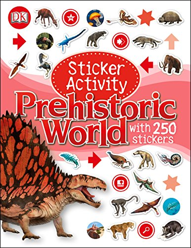 Sticker Activity  Prehistoric World