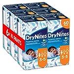 Huggies DryNites Boys Pants 3-5 Years...