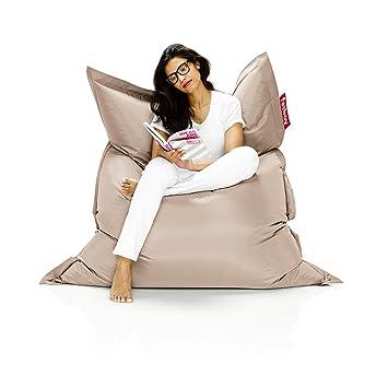 fatboy original sitzsack sand 180x140cm us134. Black Bedroom Furniture Sets. Home Design Ideas