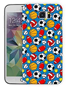 """Humor Gang Game Balls Pattern Printed Designer Mobile Back Cover For """"Samsung Galaxy Note 5"""" (3D, Matte, Premium Quality Snap On Case)"""