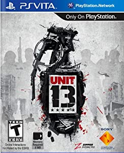 Unit 13 - PlayStation Vita by Sony Computer Entertainment