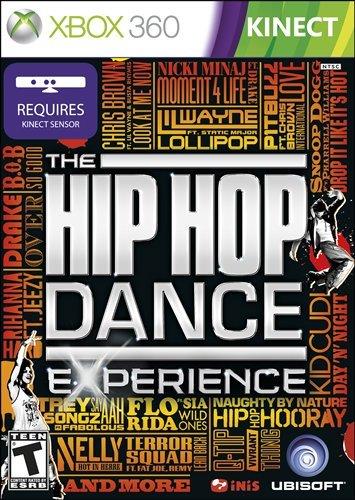 The Hip Hop Dance Experience - ヒップホップ ダンス エクスペリエンス (Xbox 360 海外輸入北米版ゲームソフト)