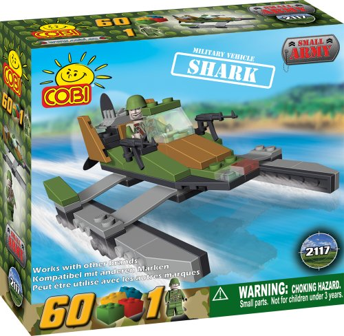 Small Army Military Vehicle Shark (60)